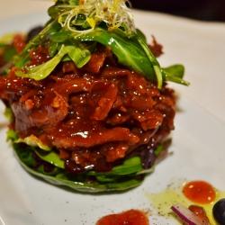 Famous Crispy Duck Salad - Evening Service
