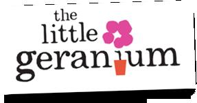 The Little Geranium Logo