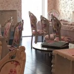 The Little Geranium Marbella Interior