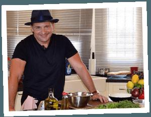 Master Chef Steven Saunders