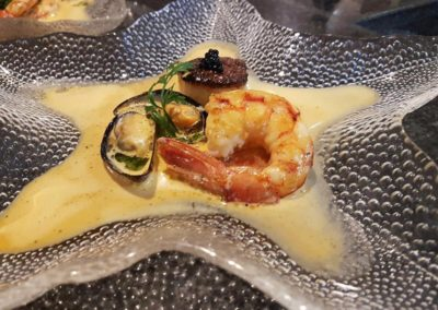 Mélange of Seafood