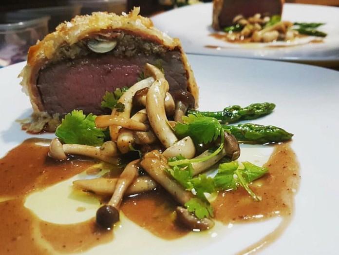 Beef Wellington Dish - The Little Geranium